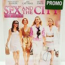 SEX AND THE CITY - THE MOVIE - DVD - SARAH JESSICA PARKER - NEW - COMEDY - FILM