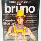 BRUNO - DVD - SACHA BARON COHEN - BORAT - BRAND NEW - EURO - COMEDY - MOVIE