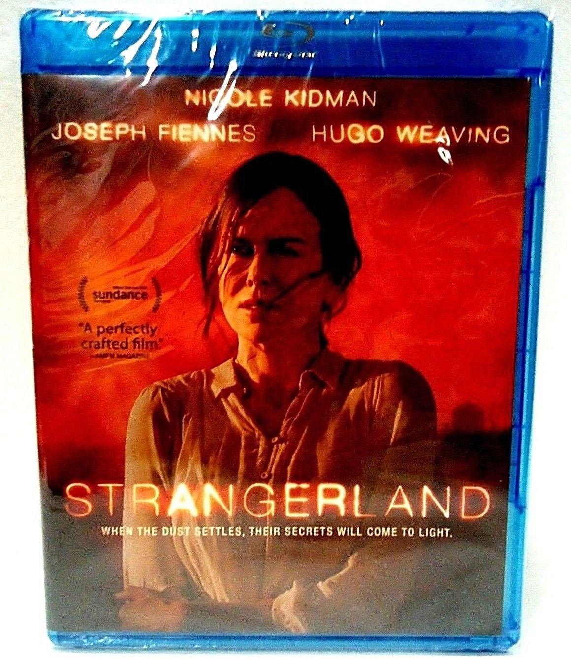 STRANGERLAND - BLU-RAY - DVD - NICOLE KIDMAN - NEW - MYSTERY - THRILLER - MOVIE