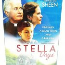 STELLA DAYS - DVD - MARTIN SHEEN - NEW - SEALED - IRELAND - RELIGION - MOVIE