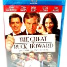 THE GREAT BUCK HOWARD - BLU-RAY - DVD - TOM HANKS - BRAND NEW - COMEDY - MOVIE