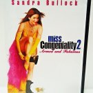 MISS CONGENIALITY 2: ARMED & DANGEROUS - DVD - SANDRA BULLOCK - COMEDY - MOVIE