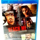REACH ME - BLU-RAY - DVD - SYLVESTER STALLONE - NEW - ACTION - THRILLER - MOVIE