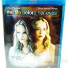 THE LIFE BEFORE HER EYES - BLU-RAY - DVD - UMA THURMAN - NEW - DRAMA - MOVIE