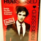 ROBSESSED - DVD - ROBERT PATTINSON - TWILIGHT - NEW - VAMPIRE - ZOMBIE - MOVIES