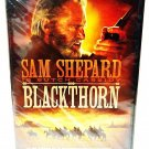 BLACKTHORN - DVD - SAM SHEPARD - NEW - SEALED - WESTERN - MOVIE - BUTCH CASSIDY