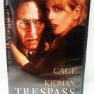 TRESPASS - DVD - NICOLAS CAGE - NICOLE KIDMAN - NEW - SEALED - ACTION - MOVIE