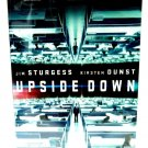 UPSIDE DOWN - DVD - KIRSTEN DUNST - JIM STURGESS - NEW - FANTASY - SCI-FI - FILM
