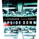 UPSIDE DOWN - DVD - KIRSTEN DUNST - JIM STURGESS - NEW - FANTASY - SCI-FI - FILM