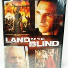 LAND OF THE BLIND - DVD - RALPH FIENNES - DONALD SUTHERLAND - NEW - WAR - MOVIE