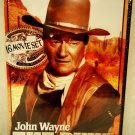 JOHN WAYNE - THE DUKE - 16 - FILMS - 2-DISC - NEW - DVD - WILD - WEST - MOVIES