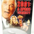 2001: A SPACE TRAVESTY - DVD - LESLIE NIELSEN - NEW - SEALED - COMEDY - MOVIE