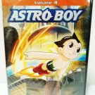 ASTRO BOY - VOLUME 4 - DVD - VINTAGE - COMIC - CARTOON - NEW - JAPANESE - ANIME