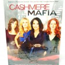 CASHMERE MAFIA - DVD - 2 DISC SET - LUCY LIU - SEX AND THE CITY - NEW - FASHION