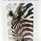 iPHONE - 4 - 4S - 3D - LENTICULAR - ZEBRA - CELL PHONE - HARD - CASE - BRAND NEW
