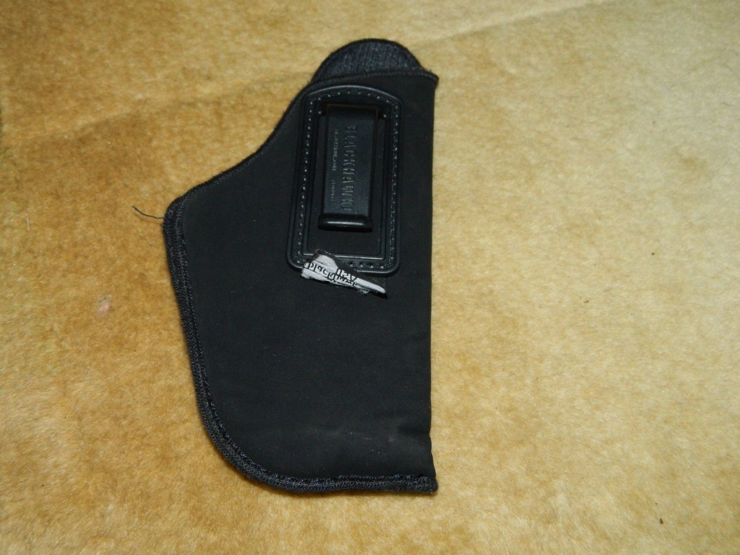 "Blackhawk IWB Holster Right Hand Size 6  3 3/4""-4"" Large Autos"