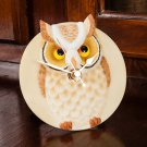 Hoot Owl Flower Time Clock
