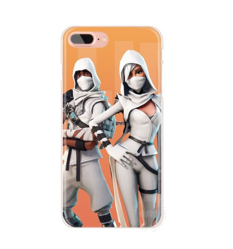 finest selection fd810 f1286 Fortnite cell phone Cover case for iphone X 8 7 6 4 4s 5 5s SE 5c 6s plus