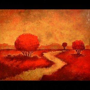 The Evening Falls - Olie Cannoli Griffard