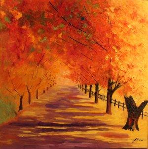 Fall Mirage - Jinyu Jeffrey Liu