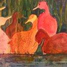 Goose Retreat - Mary Holderness