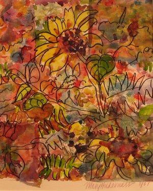 Summer Garden - Mary Holderness