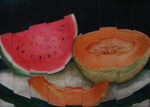 Fractured Fruit - Virginia Stull