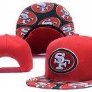 Baseball Cap San Francisco 49ers NFL 9FIFTY Snapback Adjustable Sports Hats