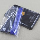 Thin 160GB Pure Black Metal Back Rear Housing Case Cover Opening Tools for iPod 7th gen Classic
