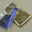 Gold Metal Back Rear Housing Case Cover Opening Tools for iPod 7th gen Classic Thin 160GB