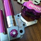 Purple BGM SUPERCHARGED / RPM Racing Front End Uprade Kit for Honda Ruckus / ZOOMER / DIO