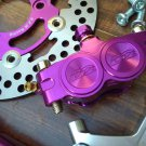 Purple BGM SUPERCHARGED / RPM Racing / D2 Front End Uprade Kit for Honda Ruckus / ZOOMER / DIO