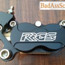 RRGS GT Caliper and Bracket (black)