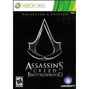 Assassin's Creed: Brotherhood Collectors Edition Xbox 360