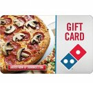 Domino's Pizza Gift Card $20 - Email Delivery