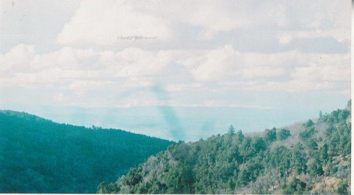 Mountain Top  1  unframed