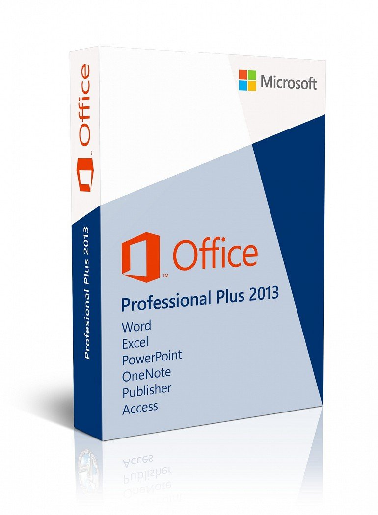 Microsoft Office Professional 2013 (Disc Version)