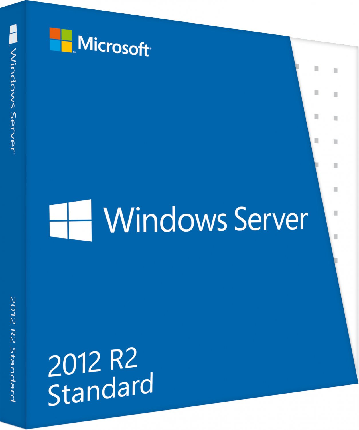 Microsoft Windows Server Standard 2012 R2 (Disc Version)