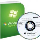 Microsoft Windows 7 Home Premium  (Disc Version)