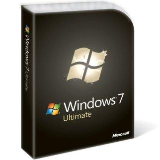 Windows 7 Ultimate (Disc Version)