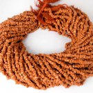 "5 Strands Uneven Freeform Brown Turquoise Smooth Loose 14"" Jewelry Making Chips"