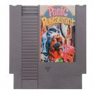 Panic Restaurant 72 Pin 8 Bit Game Card Cartridge for NES Nintendo