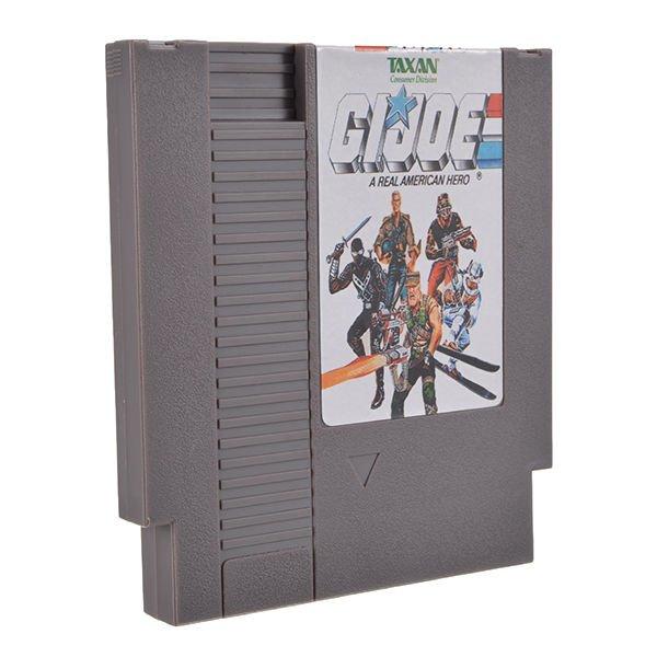 Gi Joeaf 1 72 Pin 8 Bit Game Card Cartridge for NES Nintendo