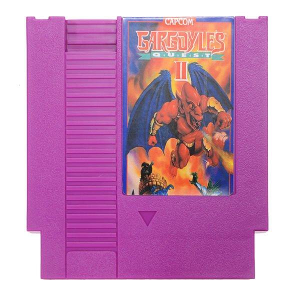 Gargoyle's Quest II -The Demon Darkness 72 Pin 8 Bit Game Card Cartridge for NES