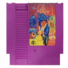 Beauty and the Beast 72 Pin 8 Bit Game Card Cartridge for NES Nintendo
