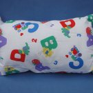 ABC Travel Pillow New with Tag