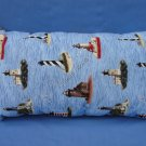 Lighthouse Travel Pillow New with Tag