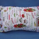 Cowboy Chili Travel Pillow New with Tag