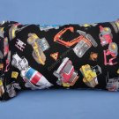 Construction Truck Travel Pillow New with Tag