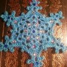 Snowflake Bookmark